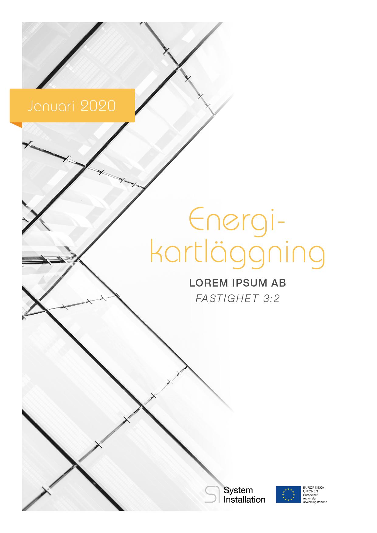 Energideklaration 1